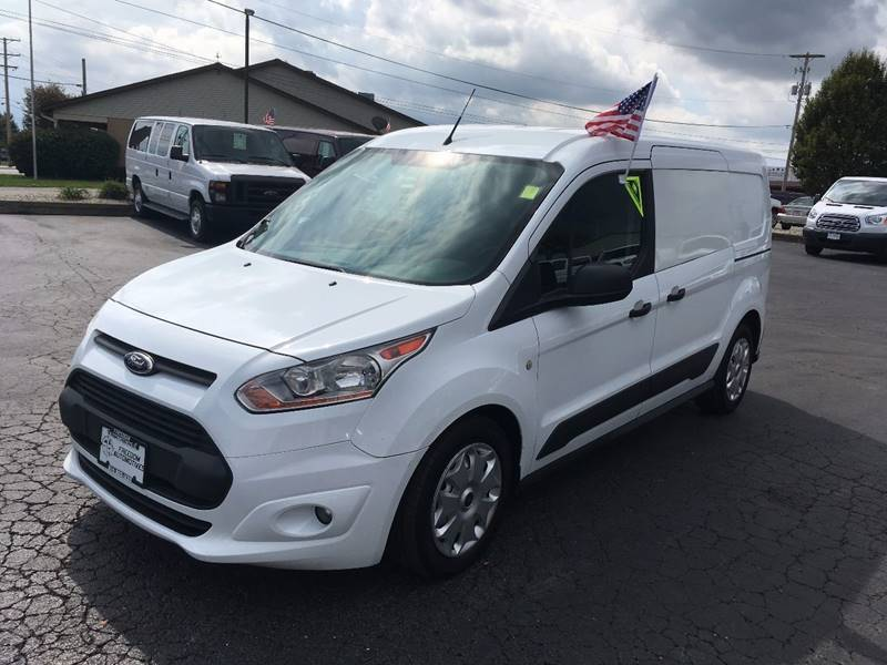 2014 Ford Transit Connect Cargo for sale at Freedom Automotives in Grove City OH