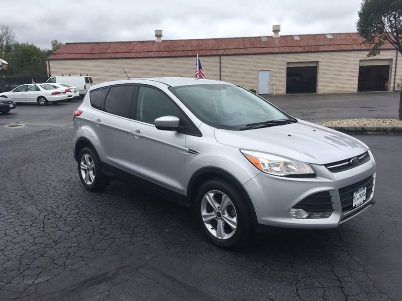 2016 Ford Escape for sale at Freedom Automotives in Grove City OH