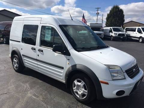 2012 Ford Transit Connect for sale at Freedom Automotives in Grove City OH