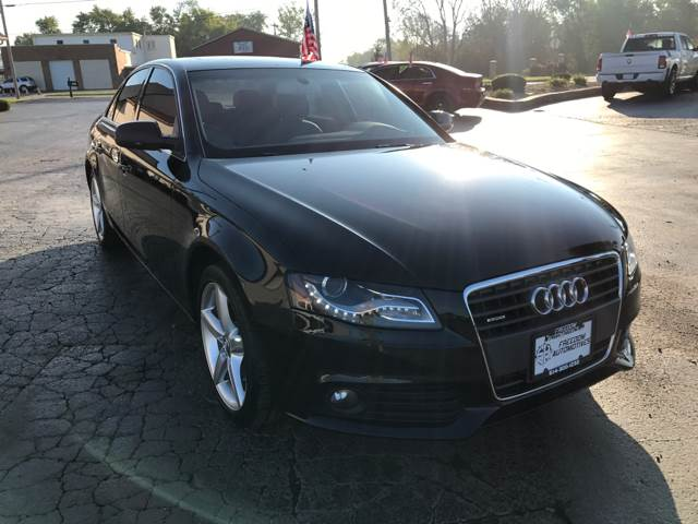 2011 Audi A4 for sale at Freedom Automotives in Grove City OH