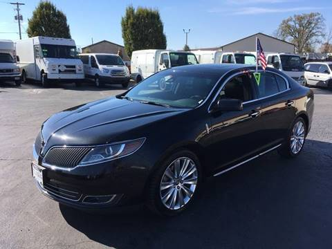 2013 Lincoln MKS for sale in Grove City, OH