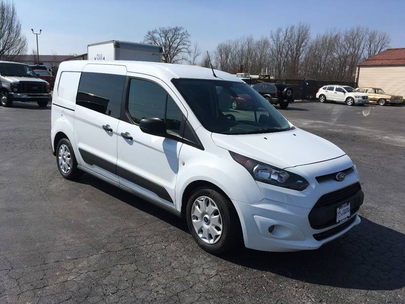 2015 ford transit connect cargo xlt in grove city oh - freedom