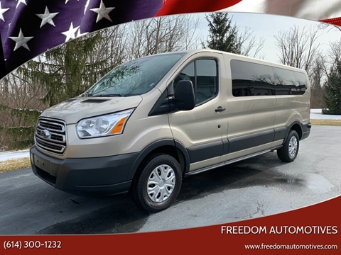 Ford Transit Passenger For Sale in Grove City, OH - Freedom