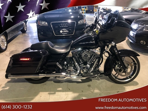 2015 HARLEY DAVIDSON ROAD GLIDE for sale at Freedom Automotives in Grove City OH
