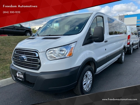 2016 Ford Transit Passenger for sale at Freedom Automotives in Grove City OH