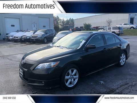 2007 Toyota Camry for sale in Grove City, OH