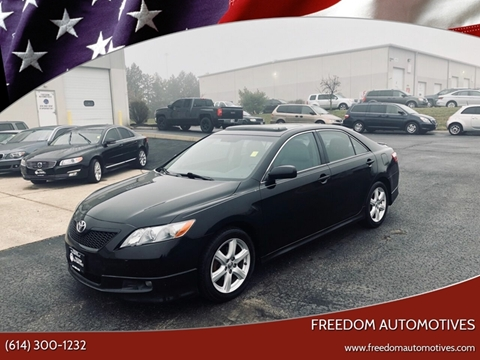 2007 Toyota Camry for sale at Freedom Automotives in Grove City OH