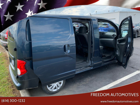 2015 Chevrolet City Express Cargo for sale at Freedom Automotives in Grove City OH