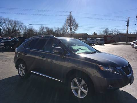 2012 Lexus RX 350 for sale at Freedom Automotives in Grove City OH