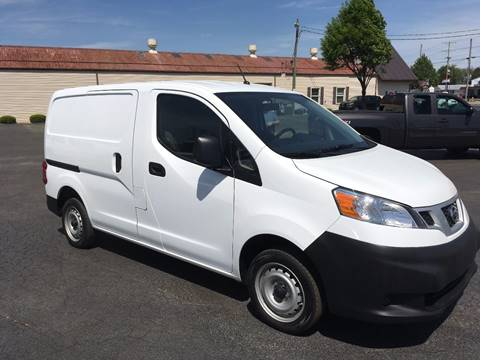 2014 Nissan NV200 for sale at Freedom Automotives in Grove City OH