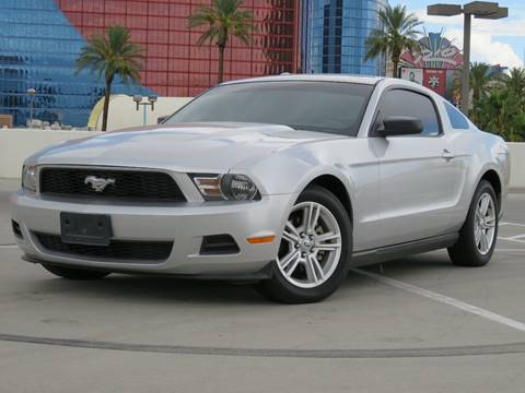 2010 Ford Mustang for sale in Las Vegas, NV