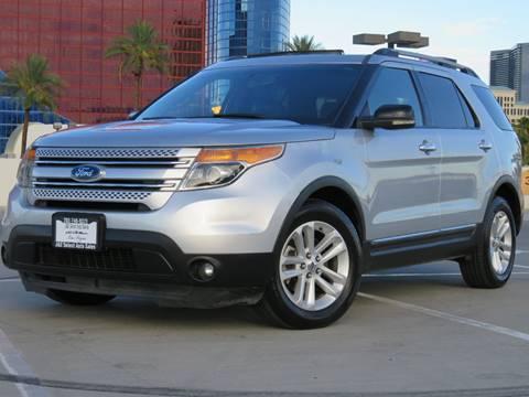 2011 Ford Explorer for sale in Las Vegas, NV