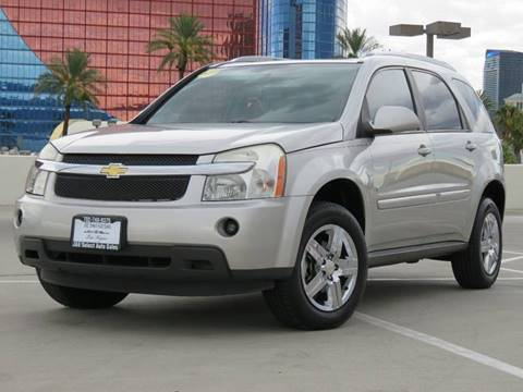 2007 Chevrolet Equinox for sale in Las Vegas, NV