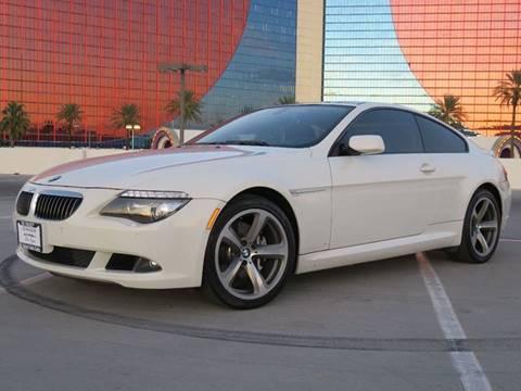 2008 BMW 6 Series for sale in Las Vegas, NV