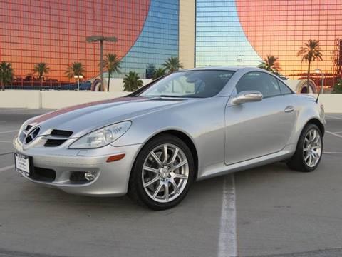 2006 Mercedes-Benz SLK for sale in Las Vegas, NV