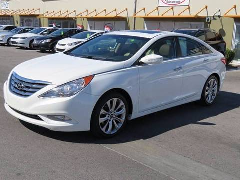 2012 Hyundai Sonata for sale in Las Vegas, NV