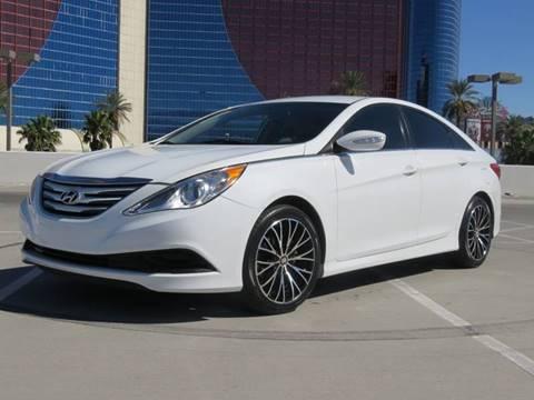 2014 Hyundai Sonata for sale in Las Vegas, NV