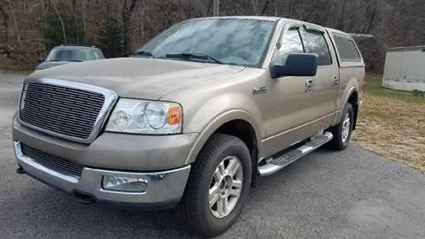 Ford f 150 for sale in saint joseph mo for Car city motors st joseph mo