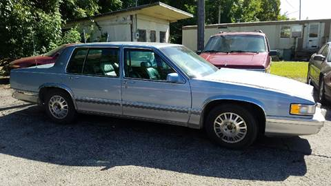 1992 Cadillac Deville For Sale