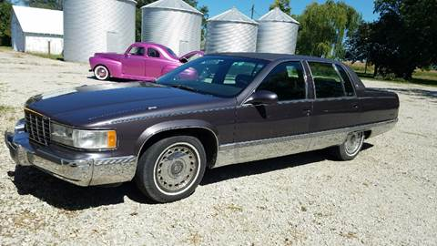 1995 cadillac fleetwood for sale in saint joseph mo. Cars Review. Best American Auto & Cars Review