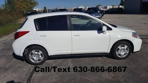 2011 Nissan Versa for sale in Oswego, IL