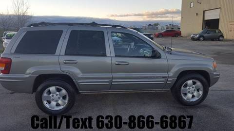 2001 Jeep Grand Cherokee for sale in Oswego, IL