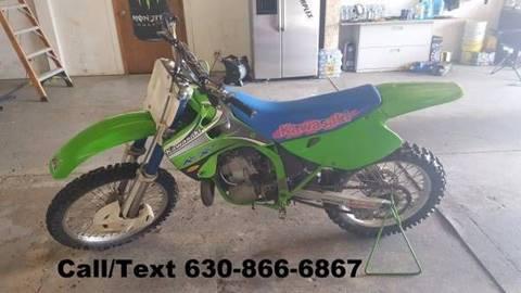1994 Kawasaki KX250 2 Stroke for sale in Oswego, IL