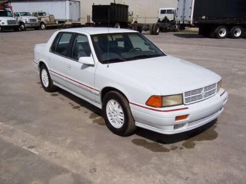 1991 Dodge Spirit R/T Turbo