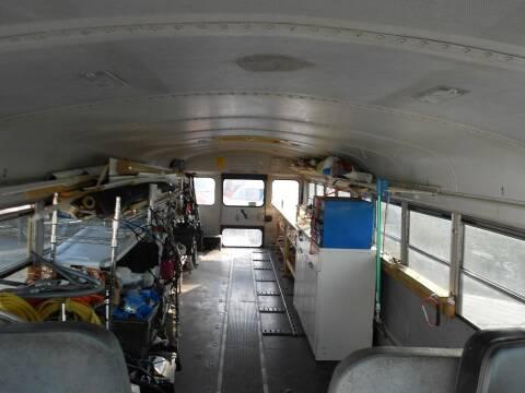 2003 Thomas Built Buses Saf-T-Liner EF