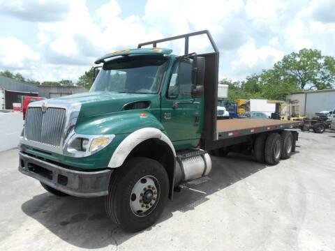 2006 International WorkStar 7600 for sale at REV TRUCK AND EQUIPMENT in Lakeland FL