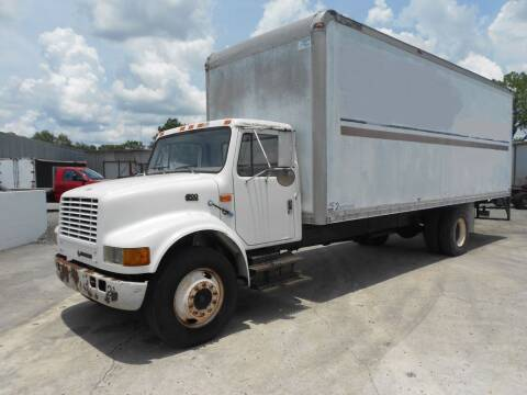 1997 International 4700 for sale at REV TRUCK AND EQUIPMENT in Lakeland FL