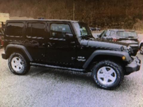 2017 Jeep Wrangler Unlimited for sale in Pikeville, KY