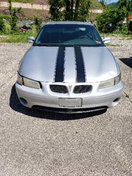 2001 Pontiac Grand Prix for sale in Pikeville, KY