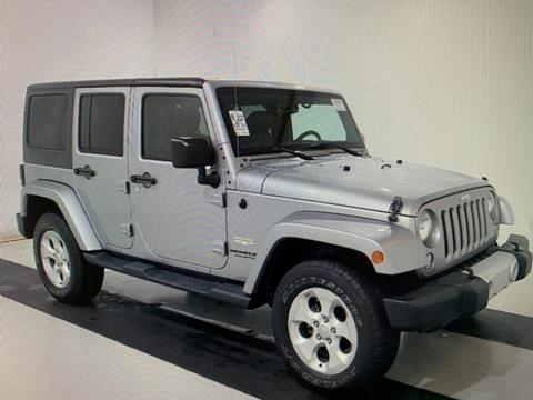 2015 Jeep Wrangler Unlimited for sale in Pikeville, KY