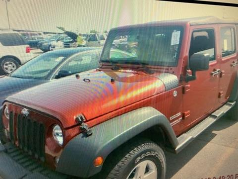 2014 Jeep Wrangler Unlimited for sale in Pikeville, KY