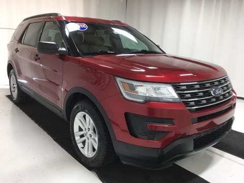 2016 Ford Explorer for sale in Pikeville, KY