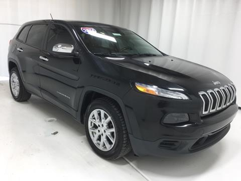 2014 Jeep Cherokee for sale in Pikeville, KY