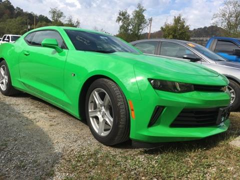 2017 Chevrolet Camaro for sale in Pikeville, KY