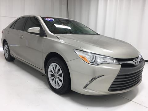 2016 Toyota Camry for sale in Pikeville, KY