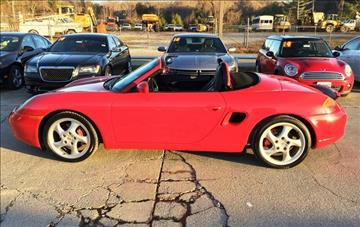 2002 Porsche Boxster for sale in Pikeville, KY