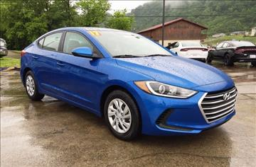 2017 Hyundai Elantra for sale in Pikeville, KY