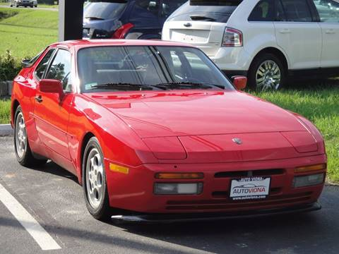 1987 Porsche 944 for sale in Durham, NC