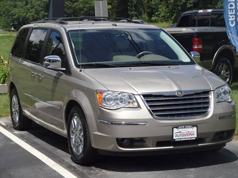 2008 Chrysler Town and Country for sale in Durham, NC