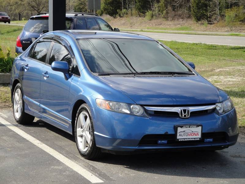2008 Honda Civic For Sale At Auto Viona LLC In Durham NC