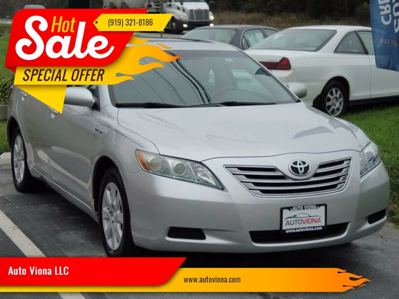 Marvelous 2008 Toyota Camry Hybrid For Sale At Auto Viona LLC In Durham NC