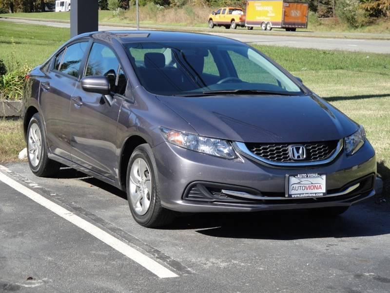 2015 Honda Civic LX (image 2)