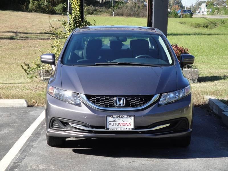 2015 Honda Civic LX (image 3)