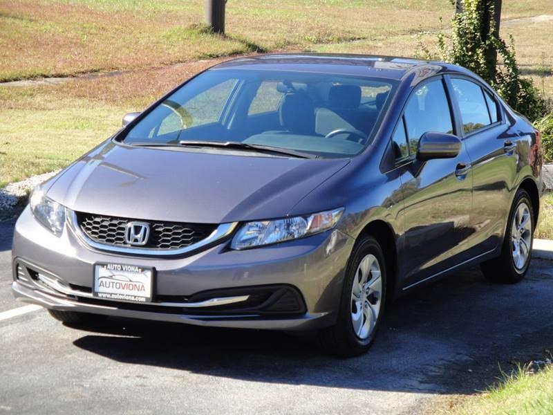 2015 Honda Civic LX (image 4)
