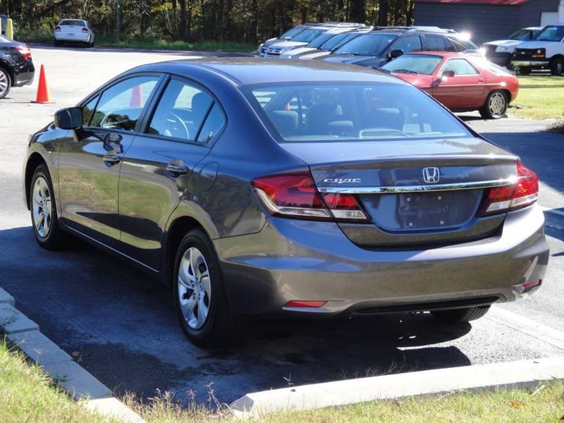 2015 Honda Civic LX (image 5)