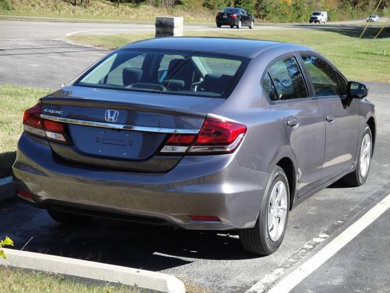 2015 Honda Civic LX (image 7)